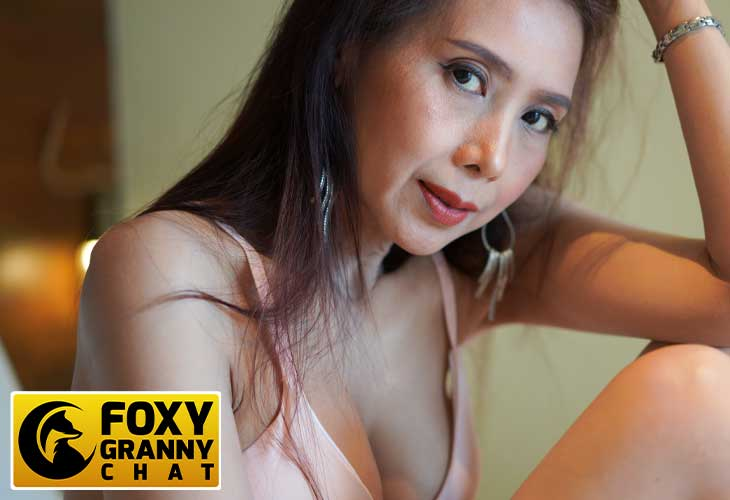 Asian Granny Phone Sex