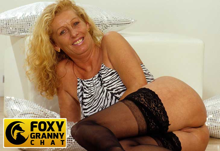 Cock Hungry Granny Chat